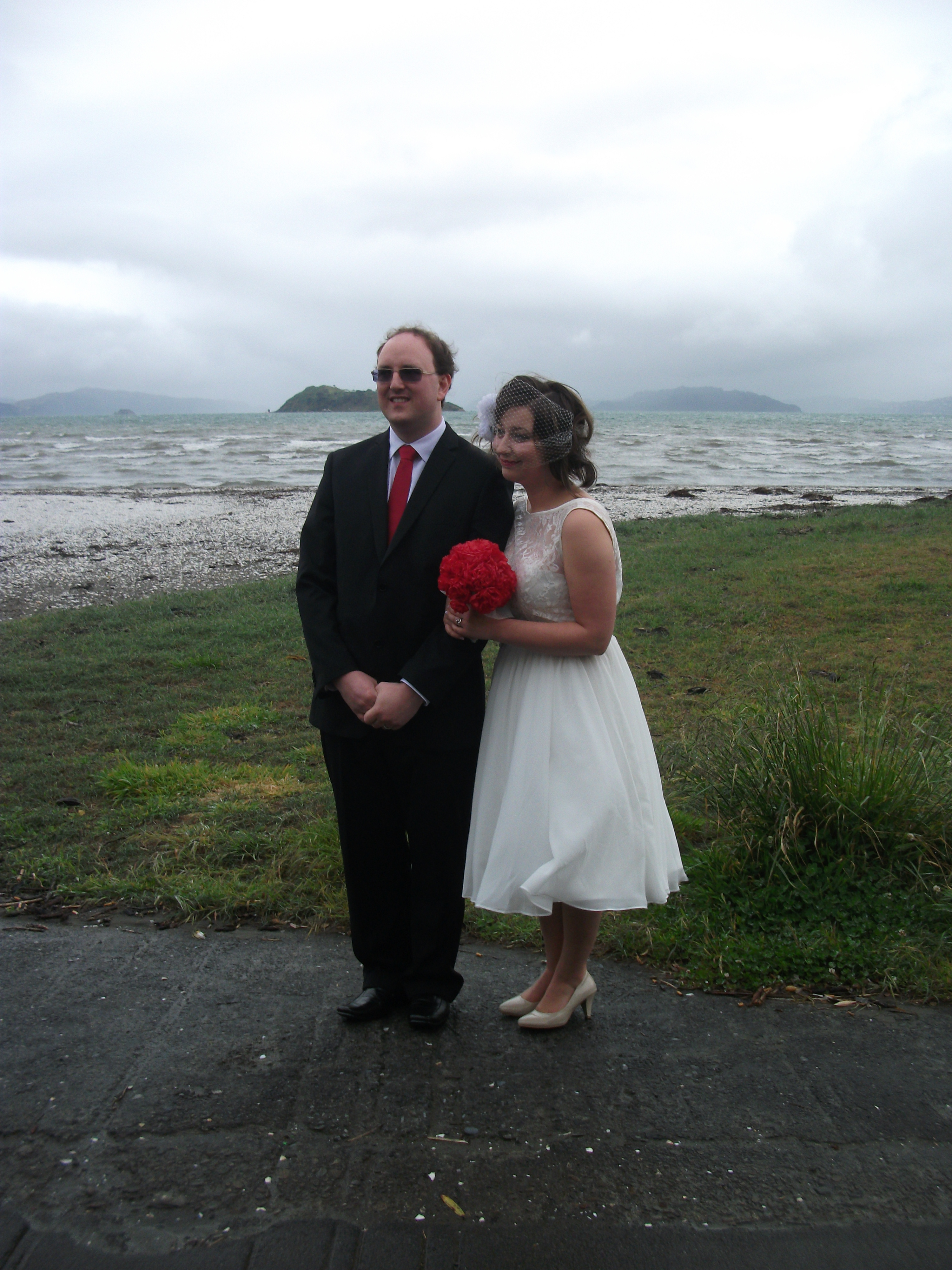 Sam and Andrew – Petone – 3 November 2012