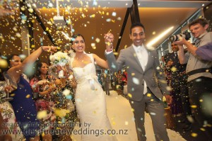 Sharmila and Vivek – Wellington Waterfront – 22 February 2014