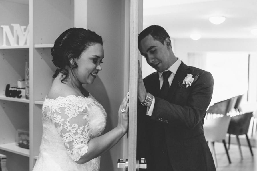 Danielle and Hadi – 23 April 2016