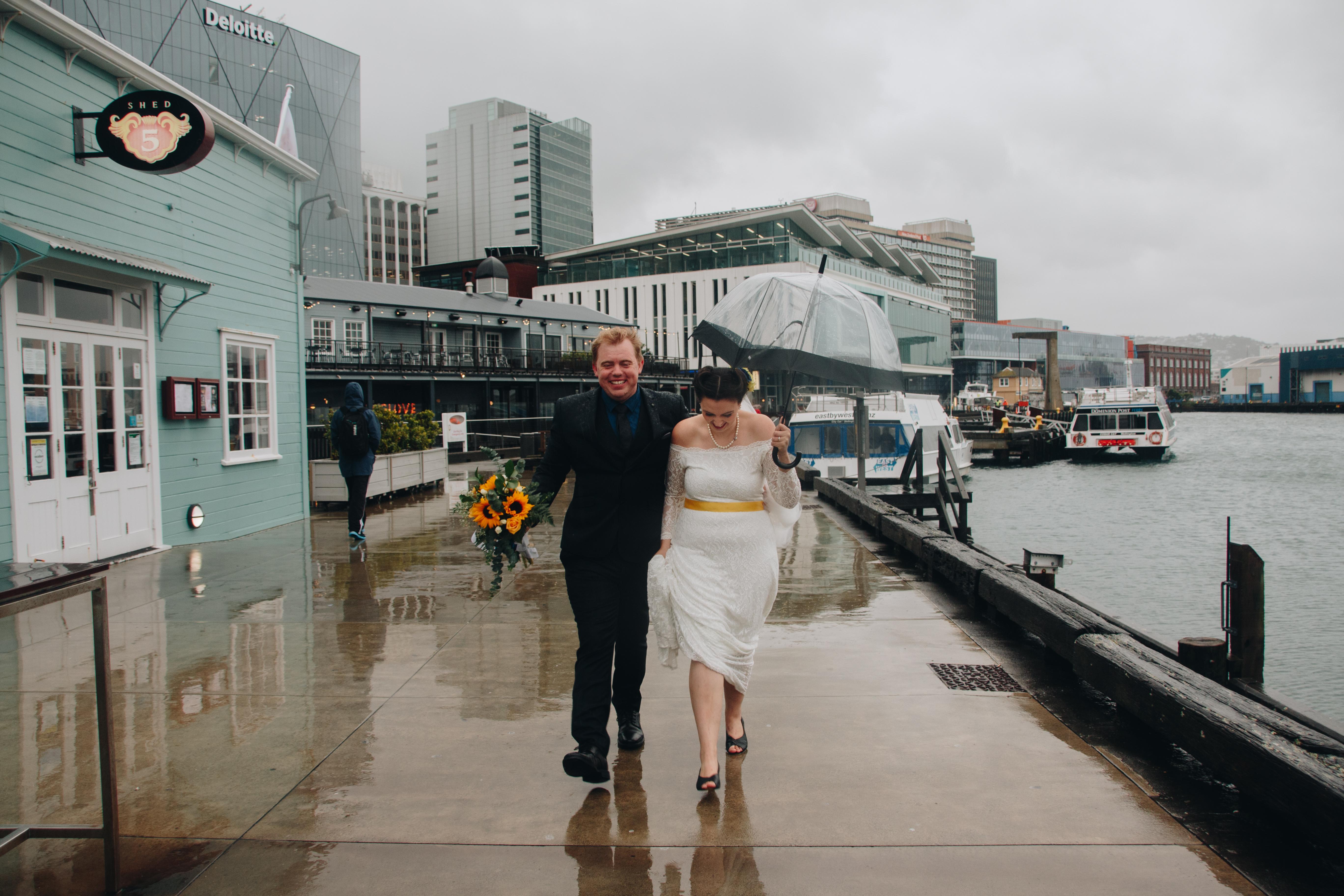 Imogen and Trevor – 10 April 2018