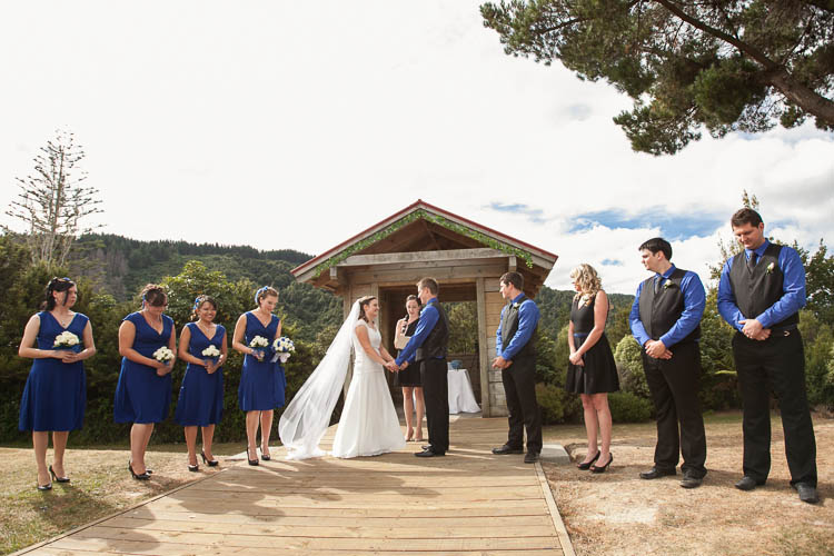 Sarah and Colin – Silverstream – 15 March 2014