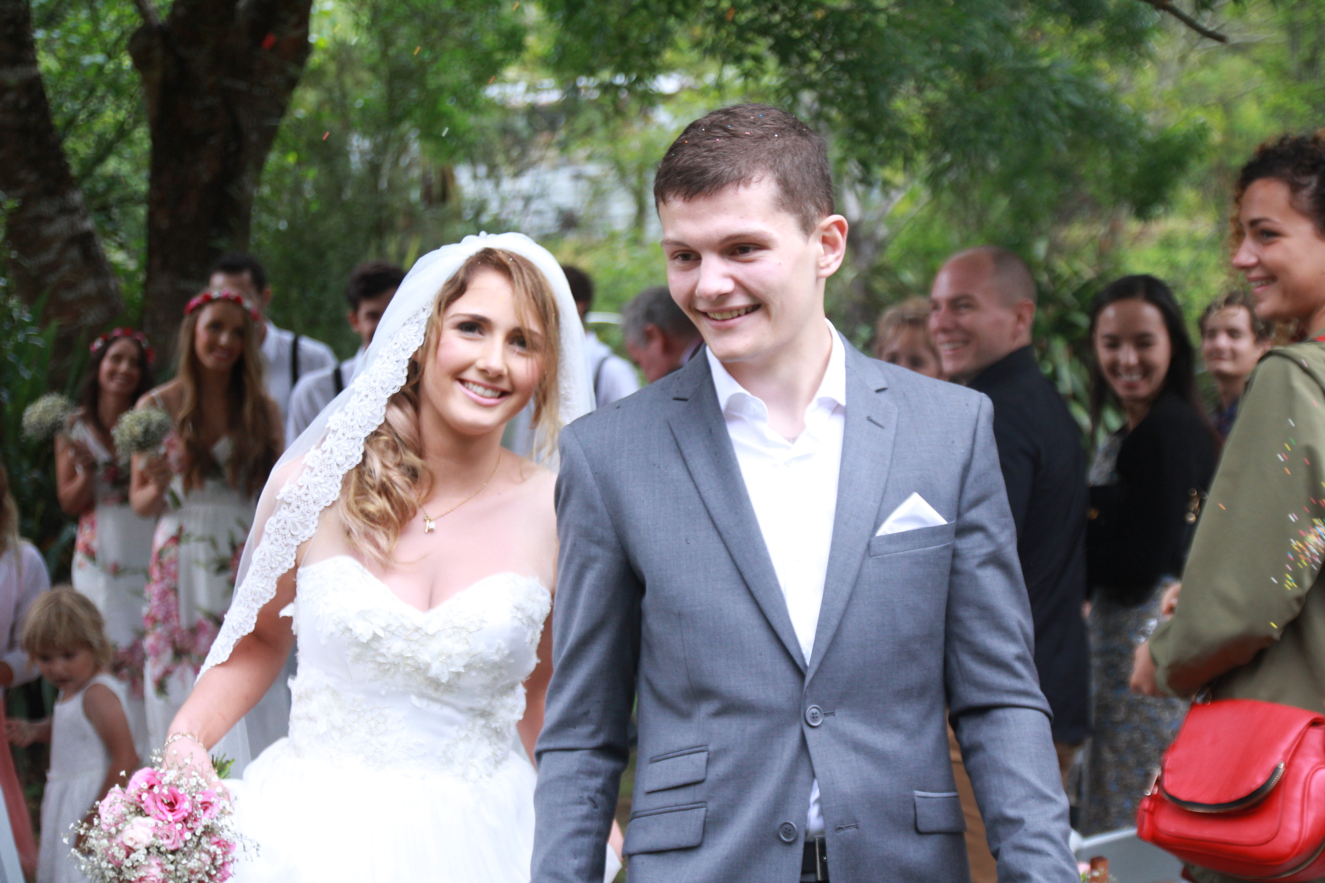 Olivia and Alexi – Upper Hutt – 22 February 2014